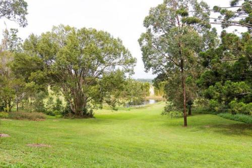 A garden outside Sweet Love - Byron Bay Hinterland