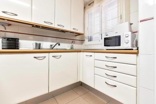 Una cocina o zona de cocina en El Veril del Duque Apartment