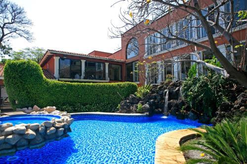 Piscina en o cerca de Hosteria Las Quintas Hotel & Spa
