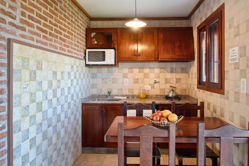 Una cocina o kitchenette en Marina Green Club