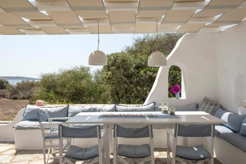 A restaurant or other place to eat at Villa Veni