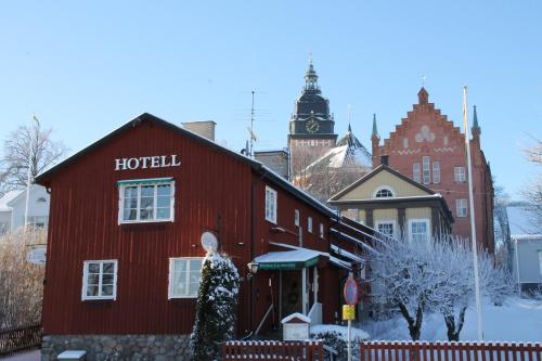 Hotell Laurentius under vintern