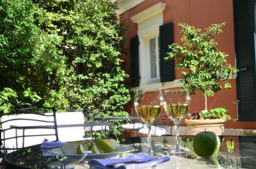 Εστιατόριο ή άλλο μέρος για φαγητό στο Siora Vittoria Boutique Hotel