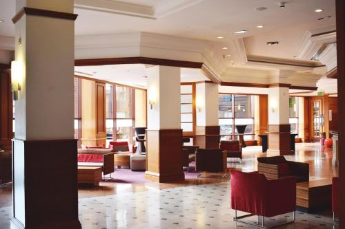 A restaurant or other place to eat at Novotel Bristol Centre