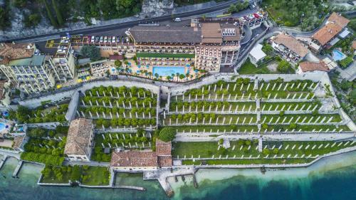 A bird's-eye view of Hotel Splendid Palace