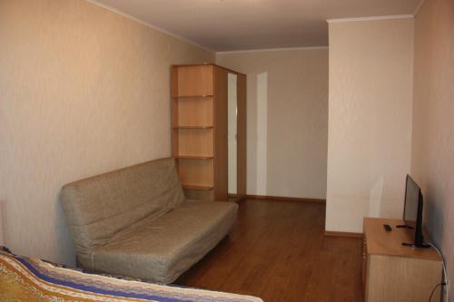 Гостиная зона в 1-к квартира Покровский бульвар, 11