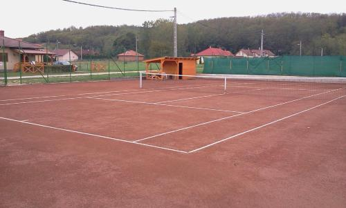Tennis and/or squash facilities at Dominika apartman or nearby