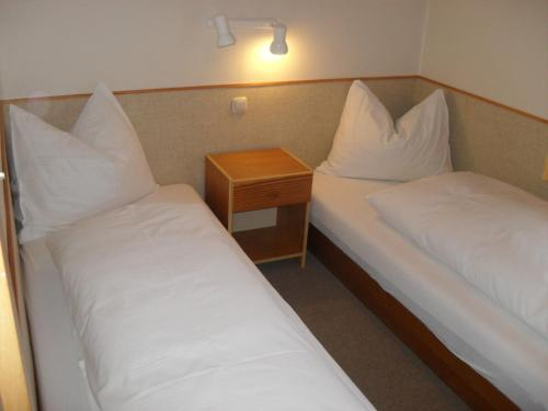 A bed or beds in a room at Apartment Rosner