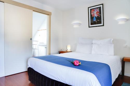 Hotel Le Chevalier Gambette Saint-Armel, France