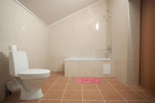 Ванная комната в Савино Хаус