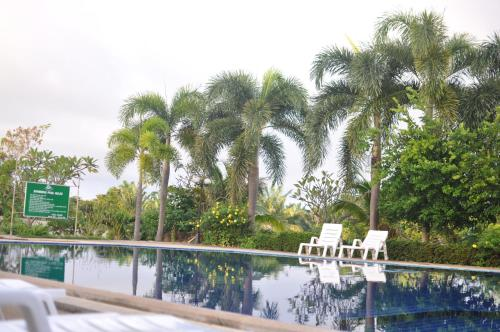 The swimming pool at or near Lanta Garden Hill Resort and Apartment