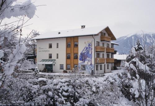 Aparthotel Christophorus im Winter