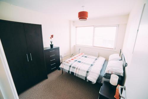 City centre penthouse apartment