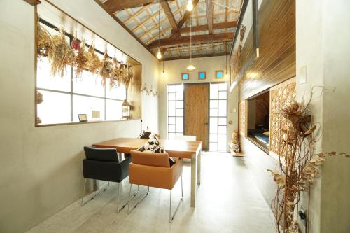 Suite villa MOKにあるバスルーム