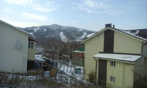 Apartment in Belie Rosy during the winter