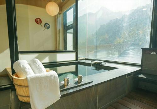 湯悅溫泉會館衛浴