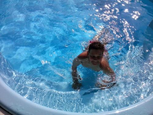 The swimming pool at or near Rooms & Apartments Marinero