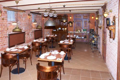 Ресторан / где поесть в Гостевой дом Прайд