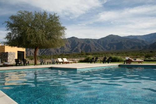 The swimming pool at or near Altalaluna Hotel Boutique & Spa