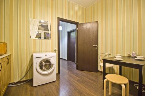 A bathroom at Lakshmi Rooms Park Pobedy