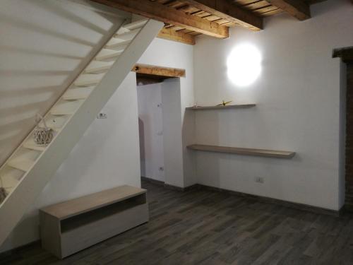 A kitchen or kitchenette at B&B Sant'Antonio De Foris