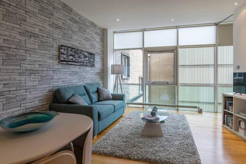 Beautiful apartment in the heart of the city