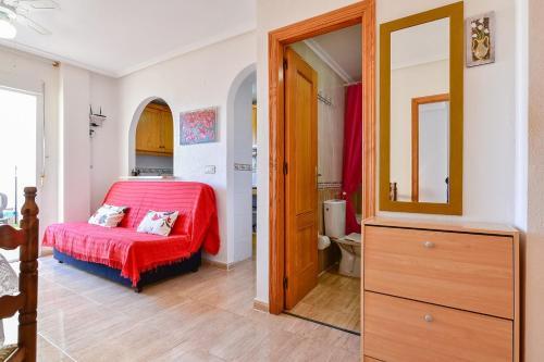 Cama o camas de una habitación en Apartment Finlandia