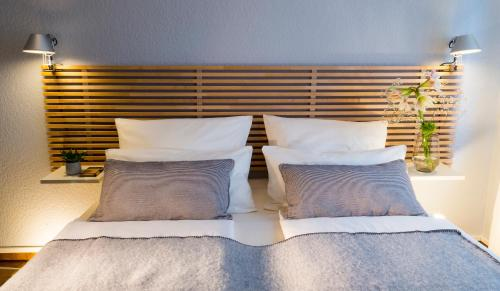 A bed or beds in a room at My Place