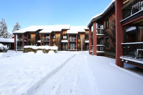 L'établissement Village Club Les Tavaillons en hiver