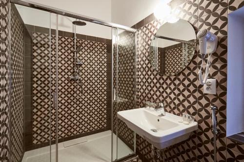 Un baño de Apartman atelier Paral