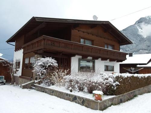 Landhaus Klotz im Winter