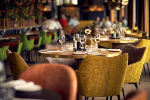 مطعم أو مكان آخر لتناول الطعام في Van der Valk Hotel Rotterdam Ridderkerk