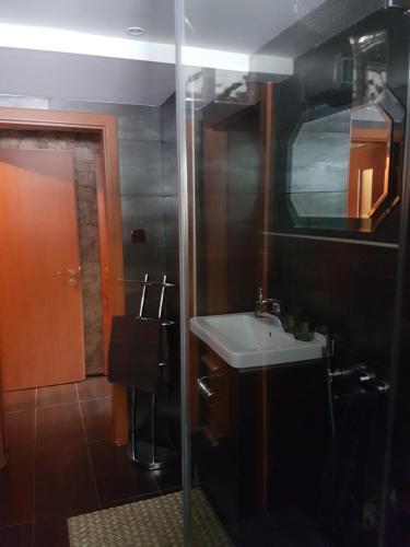Kúpeľňa v ubytovaní Apartment Alta