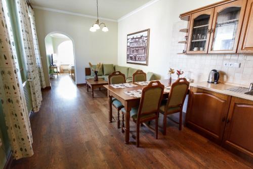 Restavracija oz. druge možnosti za prehrano v nastanitvi Hotel Panský dům