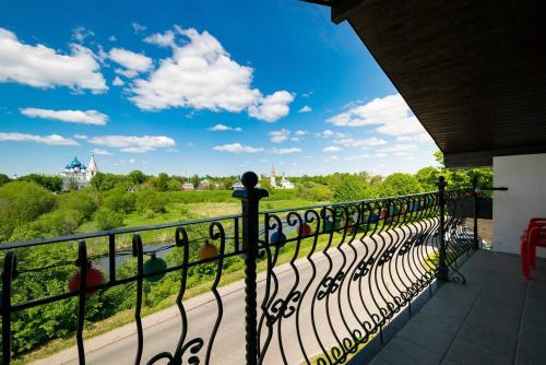 Балкон или терраса в Гостевой Дом Панорама