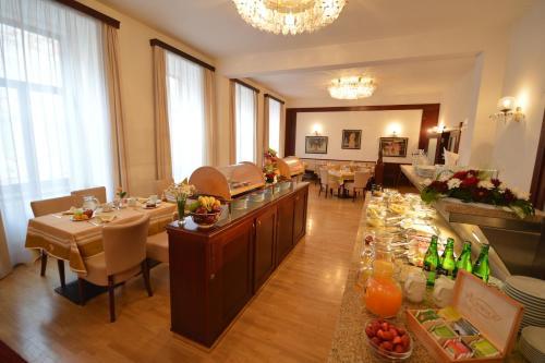 Ristorante o altro punto ristoro di Grandhotel Garni