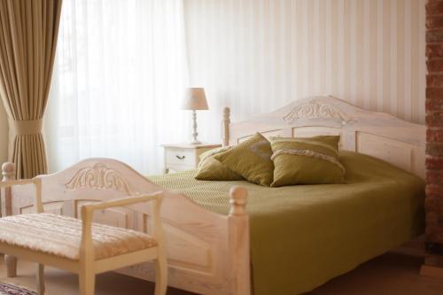 Gulta vai gultas numurā naktsmītnē Kalnmuižas pils