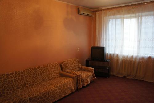 Гостиная зона в 2-х комн квартира в удобном месторасположении