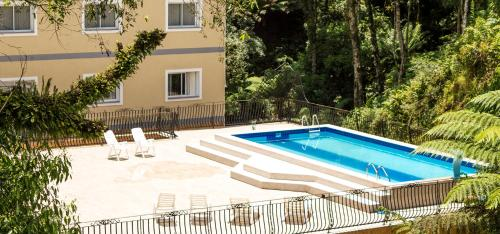 The swimming pool at or close to Sky Serra Hotel