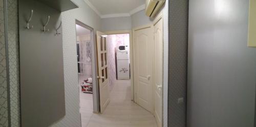 """A bathroom at """"Малая Земля"""" (Проспект Ленина/ Героев Десантников)"""