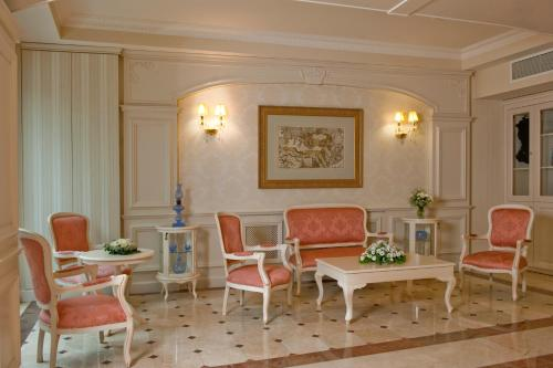 Гостиная зона в The And Hotel Sultanahmet- Special Category