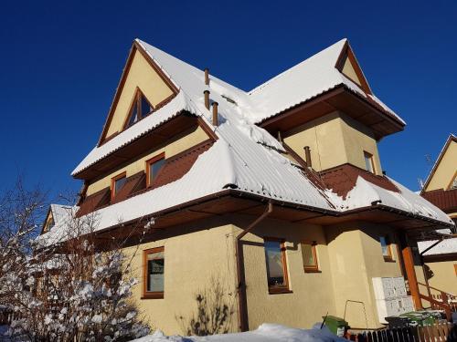 Obiekt Ryllówka zimą