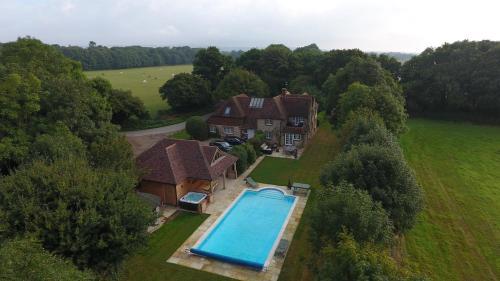 Little Oldwick Pool House