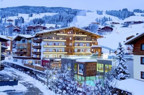 Hotel Kendler im Winter