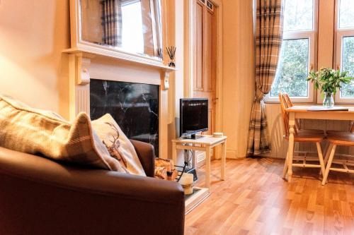 1 Bedroom Apartment in Central Edinburgh Sleeps 2