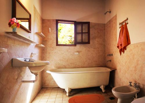 Un baño de Cabañas Estancia Balumba
