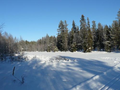 Kjølen Hotel Trysil during the winter