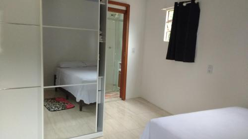 A bed or beds in a room at Chale Verde