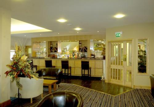 A restaurant or other place to eat at The Gower Golf Club
