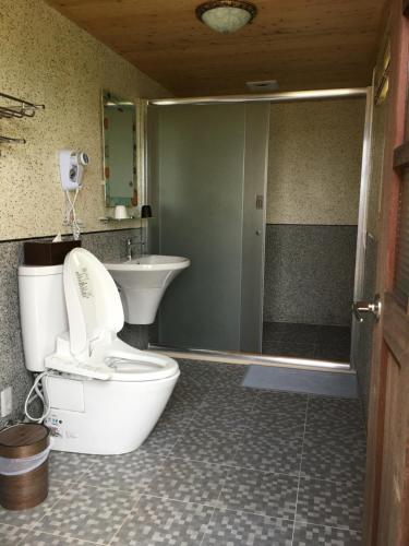 渾然居民宿 衛浴